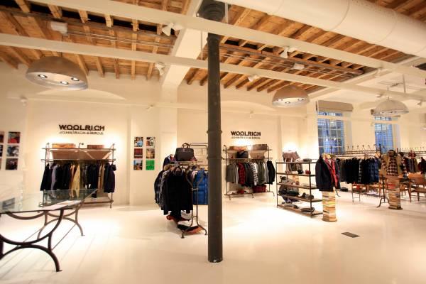 Woolrich John Rich & Bros: heritage a go-go