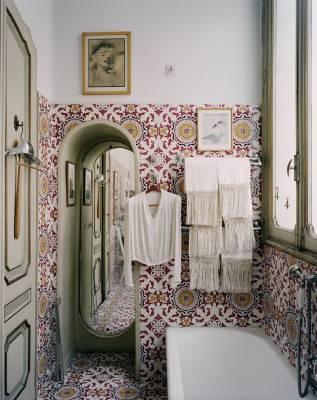 Casa Mollino museum, former home of architect Carlo Mollino
