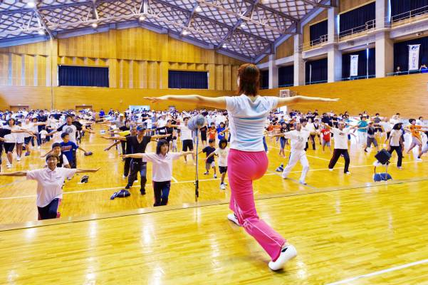 Hokuei gym