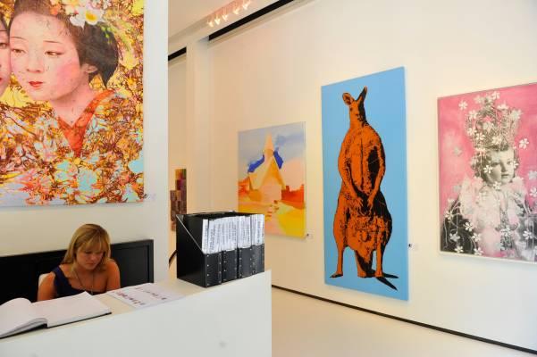 Cat Street Gallery