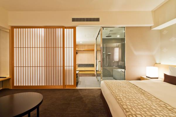 19. Tokyo Capitol Hotel's rooms