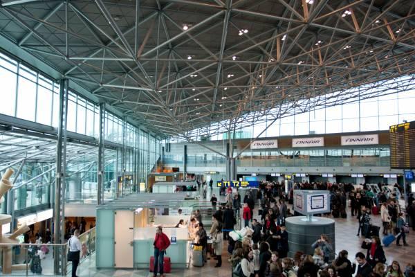 18. Helsinki airport