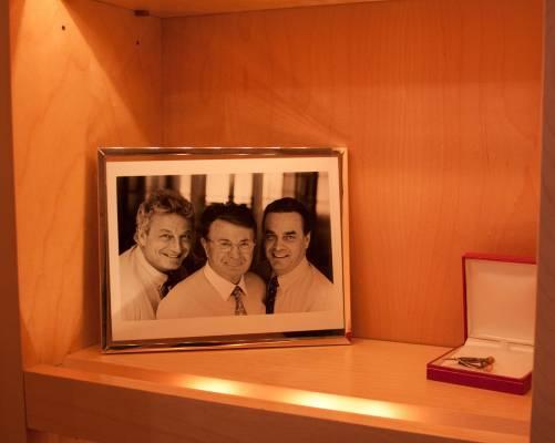 Clarins family photo