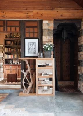 Karl Aguila's home