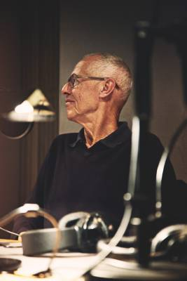 Graham Cutler of glasses maker Cutler & Gross appearing on the launch episode of The Entrepreneurs
