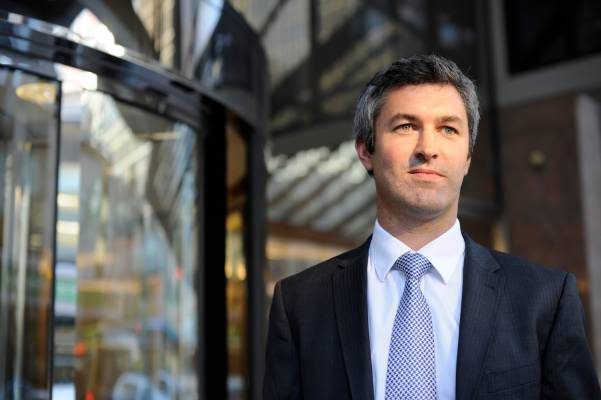 Hugh Stevens, head of BNP Paribas Security Services NZ