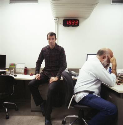 Raul Juste Lores, editor of 'Mercado' economy section