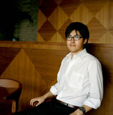 Furniture Labo chairman Yuichiro Hori