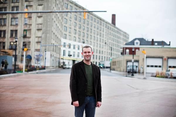 Urban Planner Chris Hawley