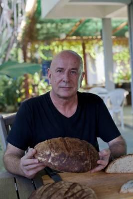 Michael Conkey, baker, Bangkok