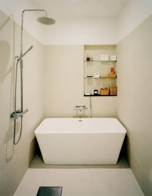 Martin-Löf's bathroom