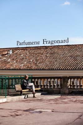Fragonard's historic Grasse factory
