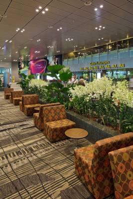 13. Chiangi airport