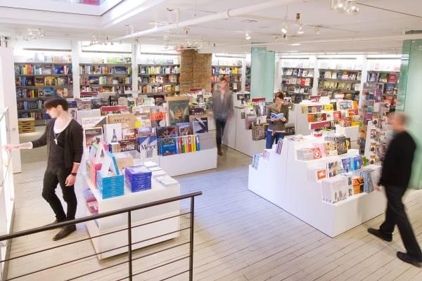 Gift shop at MoMA