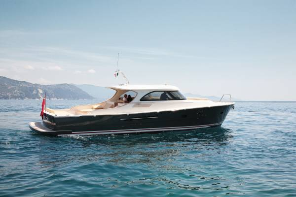 Maitoi, a Toy Marine 51' model off Portofino
