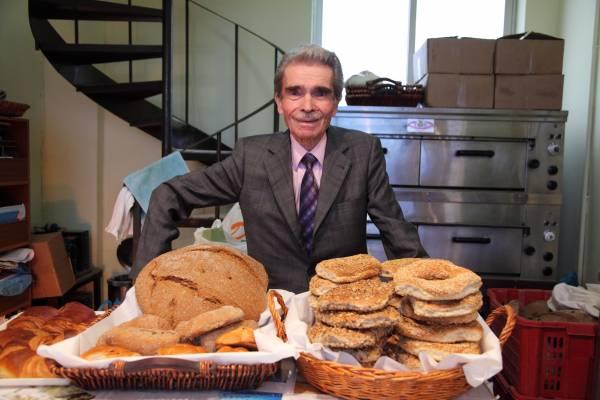 Baker Dimitri Kotsaris