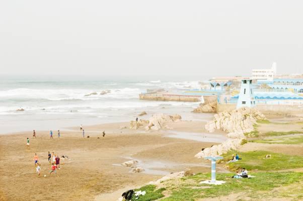 Beach, La Corniche