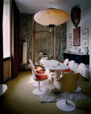 Casa Mollino dining room