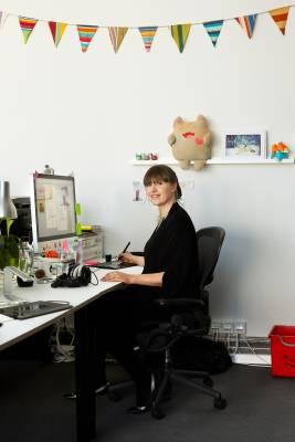Kristina Gordon, of ustwo design studio
