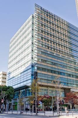Fujilfilm's global HQ at Tokyo Midtown