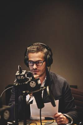 Editor in chief Tyler Brûlé takes to the airwaves