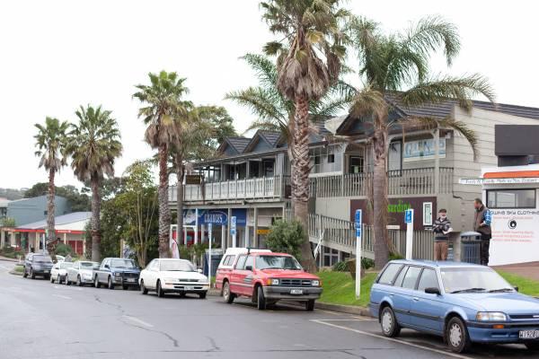 Gulf News office in Oneroa