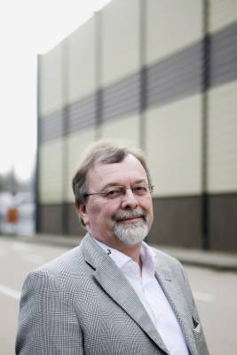 Werner Thomaier of Aqua Lung