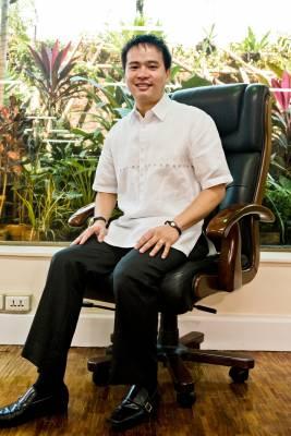 Tesda director general Joel Villanueva