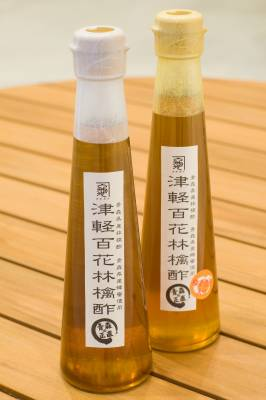 Tsugaru Hyakka's vinegar drink