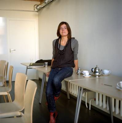 Student Xenia Makarova