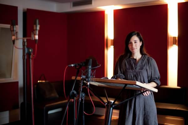 Anke Kortemeier, the voice of Lindsay Lohan
