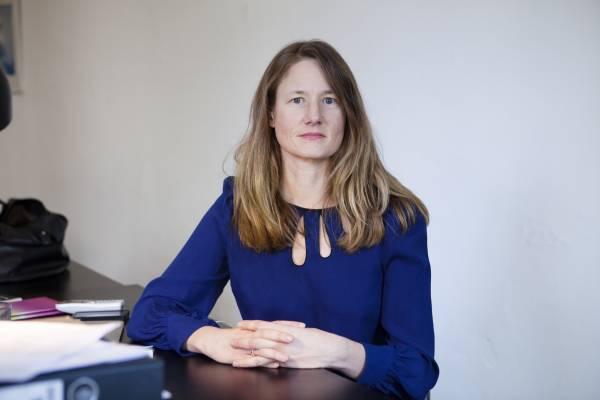Vanessa Adler, founder of argobooks
