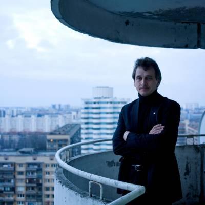 Opposition leader Alexander Lebedko
