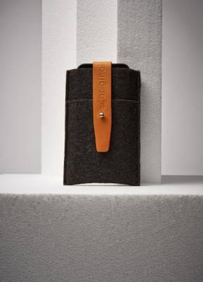 Mujjo - iPhone 5 wallet