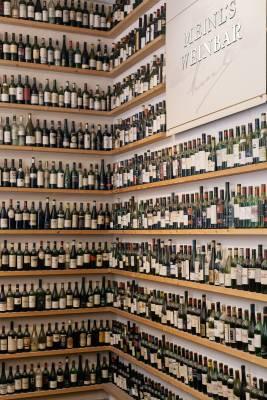 Meinl wine bar