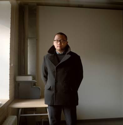 Strelka student Kang Minkoo