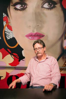 Michael Haacke, co-owner of FFS, one of Germany's leading dubbing studios