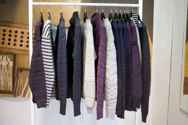 SNS Herning knitwear