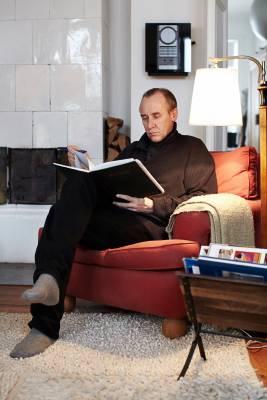 Håkan Nesser, award-winning Swedish crime writer