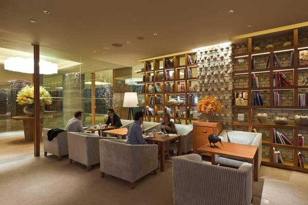 2. Grand Hyatt Singapore's new lobby lounge