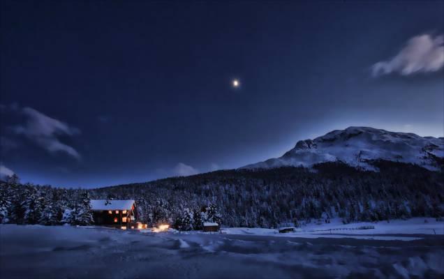 1. Lej da Staz, St Moritz