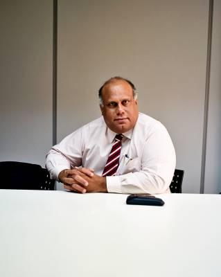 David Dick, economic affairs and tourism commissioner