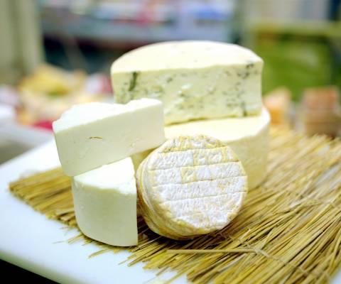 Finnish cheese at Lentävä Lehmä