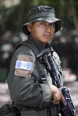 Student from El Salvador
