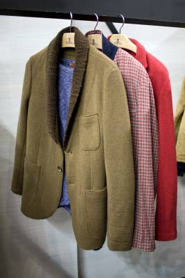 Jackets by Barena