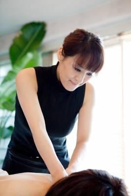 No. 36: Masseuse Mikiko Hayano
