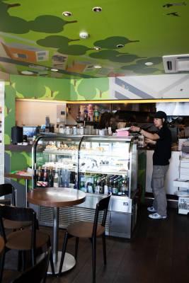 No. 38: Sign Cafe, Tokyo
