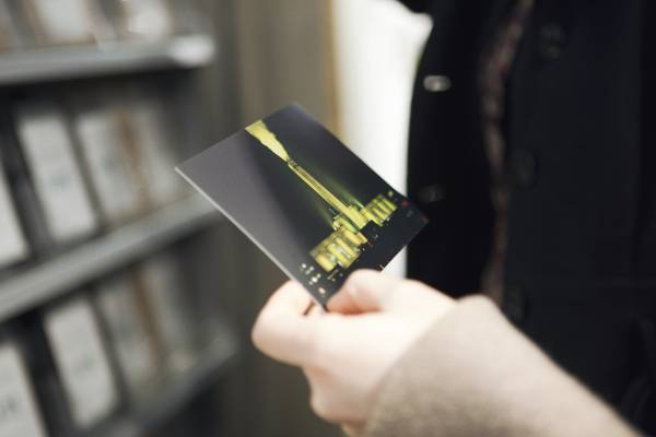 Tate Modern's bestselling postcards