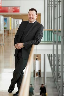 Mirko Arend, BAU exhibition director