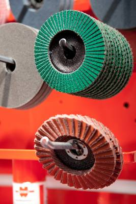 Würth abrasive discs for grinding machines